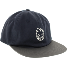 SPIT FIRE LIL BIGHEAD STRAPBACK HAT - NVY / CH