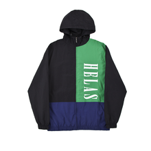 HELAS SUSPENCE HOODED JACKET BLACK