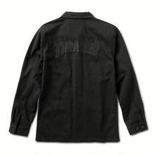 VANS × THRASHER M65 JACKET - BLACK