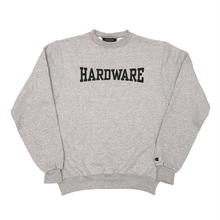 BRONZE 56K HARDWARE CREWNECK - GREY