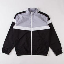 GRIND LONDON TRACK JACKET - BLACK