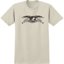ANTI HERO BASIC EAGLE TEE - CREAM