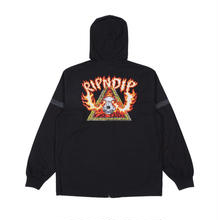 RIPNDIP Inferno Cotton Fisherman Jacket (Black)