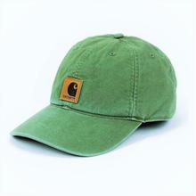 CARHARTT ODESSA CAP - DK.GREEN