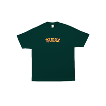 COME SUNDOWN PARIAH EMBROIDERED S/S TEE - GREEN