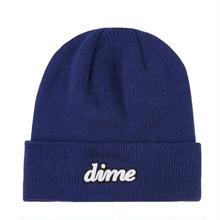 Dime CURSIVE BEANIE-BLUE