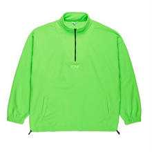 POLAR SKATE CO LIGHTWEIGHT FLEECE PULLOVER 2.0 - GECKO GREEN