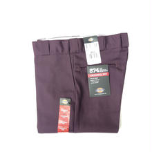 Dickies Original 874 Work Pants - Maroon