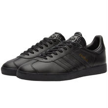 adidas GAZELLE - Black / Black
