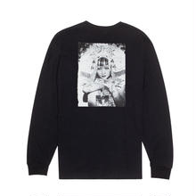 FUCKING AWESOME EVERYTHING SUCKS L/S TEE - BLACK