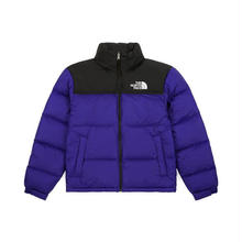 THE NORTH FACE 1996 RETRO NUPTSE JACKET - AZTEC BLUE