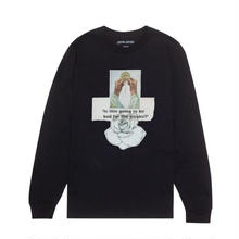 FUCKING AWESOME Bad For The Freaks L/S Tee-Black