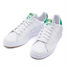 adidas skateboarding STAN SMITH VULC WHITE GREEN