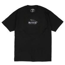 BUTTER GOODS RACING TEE, BLACK