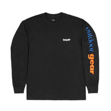 ONLY NY Outdoor Gear L/S Tee - Vintage Black