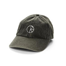 POLAR SKATE CO DENIM CAP Black