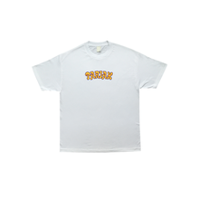 COME SUNDOWN PARIAH EMBROIDERED S/S TEE - WHITE