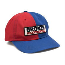 BRONZE BRONZE TECHNOLOGIES PATCH HAT RED/BLUE