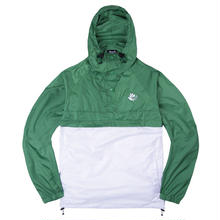 MAGENTA SKATEBOARDS RETRACTABLE JACKET - GREEN