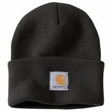CARHARTT ACRYLIC WATCH CAP BLACK