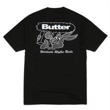 BUTTER GOODS RADIO TEE, Black