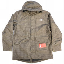 THE NORTH FACE MISTI TRENCH JACKET - MOSS GREEN