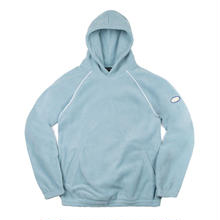 Dime FLEECE HOODIE-LIGHT BLUE