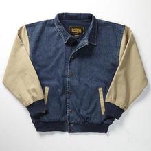 COBRACAPS Ranger Jacket - Denim/Khaki