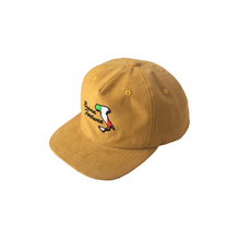 COMESUNDOWN BUONA FORTUNA CAP YELLOW