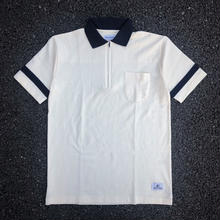 GRIND LONDON cream polo