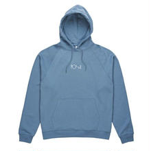 POLAR SKATE CO DEFAULT HOODIE - CAPTAIN′S BLUE