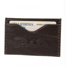 ANTI HERO Wallet Card Holder - Brown