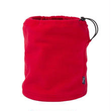 DIME FLEECE NECK WARMER RED