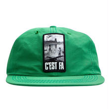 FUCKING AWESOME C'EST FA Hat - Green