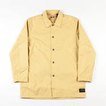 Levi's Skateboarding Long Coaches Jacket - Jojoba