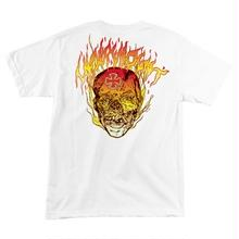 Independent Truck Co. Too Hot Mens Regular S/S-WHITE