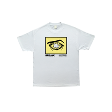 COME SUNDOWN BREAK S/S TEE - WHITE