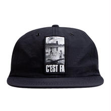 FUCKING AWESOME C'EST FA Hat - Black