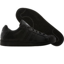 adidas ULTRA STAR BLACK BLACK 011387
