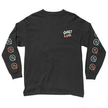THE QUIET LIFE BYRANT LONG SLEEVE-BLACK