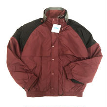 TRI MOUNTAIN 3 IN 1 DAKOTA JACKET - MAROON/BLACK/GREY