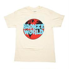 BRONZE WORLD TEE CREAM