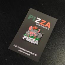 PIZZA SKATEBOARDS CHUCKEY PIN