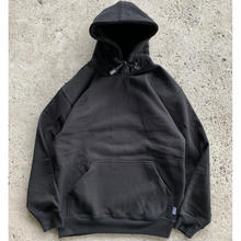 PRO CLUB PULLOVER HOODIE SWEAT - BLACK