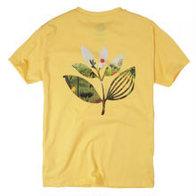MAGENTA SKATEBOARDS JUNGLE II TEE - YELLOW