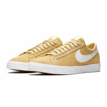 NIKE SB ZOOM BLAZER LOW - LEMON WASH