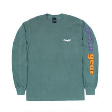 ONLY NY Outdoor Gear L/S T-Shirt - Emerald