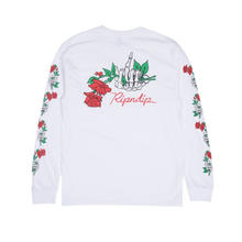 RIPNDIP Dead Rose L/S (White)