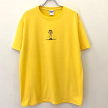 DOMINGUEZ CORP Franklin Tee - Yellow