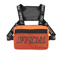 OFFICIAL MELROSE CHEST UTILITY BAG - ORANGE